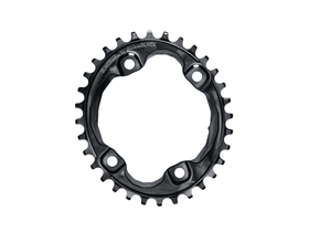 BLACKseries by ABSOLUTE BLACK Chainring oval 1-speed XT...