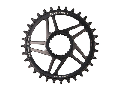 WOLFTOOTH Chainring Direct Mount Boost for Shimano Crank...