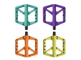CRANKBROTHERS Pedals Stamp 1 Splash Edition | Large