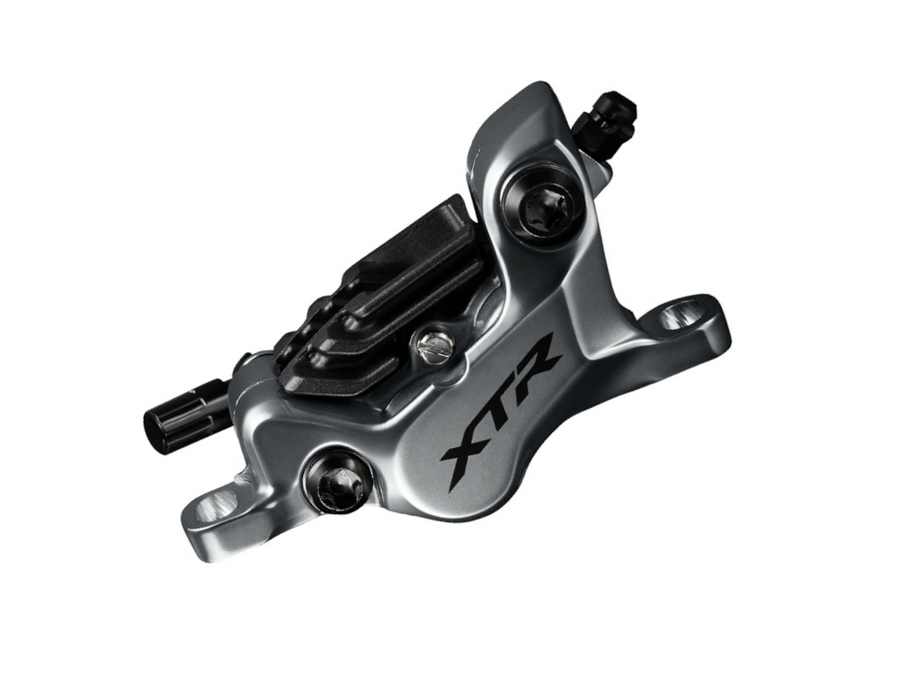 XTR M9020 Brake Caliper Only Grey