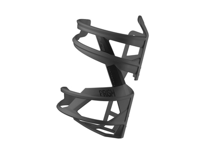 ELITE Bottle Cage Prism black soft touch | left