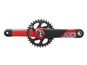 SRAM X01 DH DUB83 Kurbel | X-SYNC 2 Direct Mount...