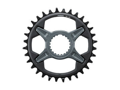 SHIMANO SLX SM-CRM75 Chainring Direct Mount | 1x12-speed...