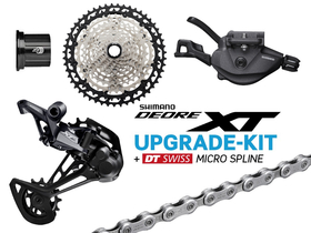 SHIMANO Deore XT Upgrade Kit M8100 1x12-fach / DT Swiss...