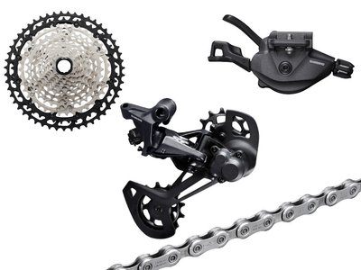 SHIMANO Deore XT Upgrade Kit M8120 1x12-fach | Kassette...