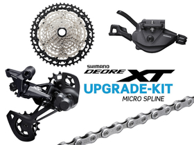 SHIMANO Deore XT Upgrade Kit M8100 1x12-speed | Cassette...