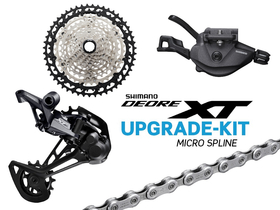 SHIMANO Deore XT Upgrade Kit M8100 1x12-fach | Kassette...