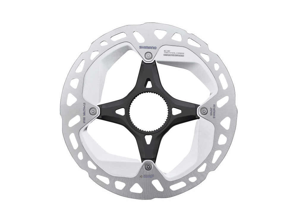 SHIMANO Deore XT Disc Brake Rotor RT-MT800 | 160 mm IceTech FREEZA, 35,50 €