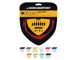 JAGWIRE Shifting Cable Set Pro Shift 1x | for 1-speed...