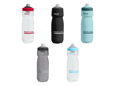 CAMELBAK Trinkflasche Podium 710 ml Modell 2019 fiery red