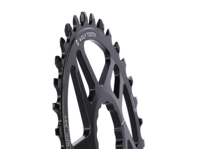 WOLFTOOTH Kettenblatt Oval 1-fach Direct Mount BOOST...