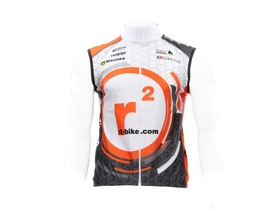 R2-BIKE Weste Teamline unisex XL