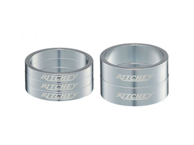 RITCHEY Spacer Set 1 1/8 silver