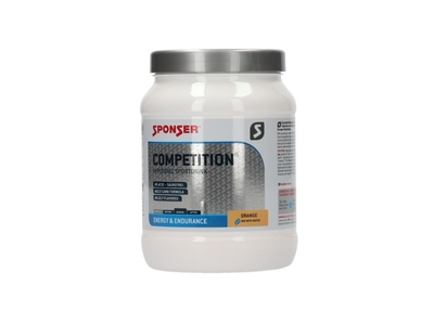 SPONSER Hypotonic Sportdrink Competition Orange | 1000g Can