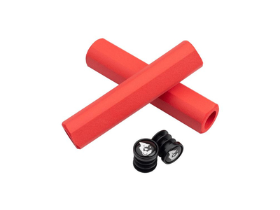 WOLFTOOTH Grips Karv Cam 6,5 mm | red