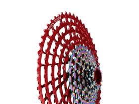 NOW8 Cassette Facile 12-Speed | 9-52 Teeth incl. Pulley...