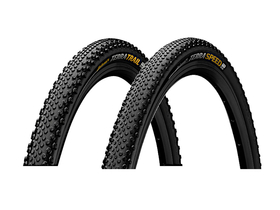 Continental Terra Trail 700x40c Fold Tire ProTection TR Tubeless Ready Clincher