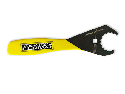 PEDROS Tool Bottom Bracket Wrench Shimano 16x44 mm
