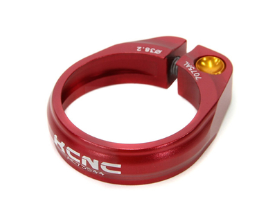 KCNC Seatpost Clamp Road Pro SC9 | 31,8 mm black