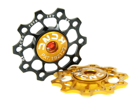 KCNC Jockey Wheel ultra light | 11 Teeth gold