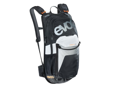 EVOC Rucksack Stage 12L Team | black/white/neon orange