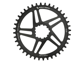 WOLFTOOTH Chainring Drop-Stop 1-speed SDM | Flattop AXS