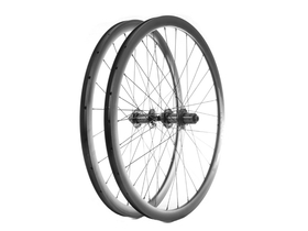 TUNE Wheelset 28 TSR 35 Disc | Center Lock Quick Release...