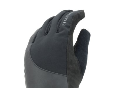 SEALSKINZ Handschuhe Cold Weather Reflective Cycle Glove...