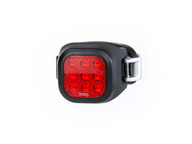 KNOG Lampe Blinder Mini Niner (rote LED)