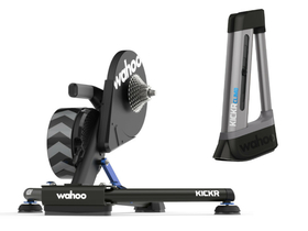 WAHOO Home Trainer Bundle KICKR K.O.M.