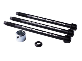 WAHOO Thru Axle Adapter 12x142 mm für Wahoo KICKR Snap...
