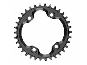 ABSOLUTE BLACK Chainring XT M8000 1-speed BCD 96...
