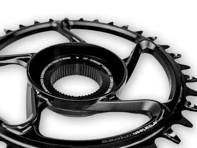 E*THIRTEEN Kettenblatt e*spec Direct Mount Shimano E8000 36 Zähne