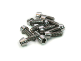 Titanium Screw M6x15 conical