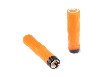 ERGON Griffe GE1 EVO Factory Slim | frozen orange / schwarz