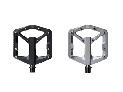 CRANKBROTHERS Pedale Stamp 3 Magnesium Small | 2020 schwarz