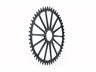 GARBARUK Chainring Melon oval Direct Mount | 1-speed...