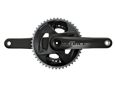 SRAM Force DUB Kurbel Carbon Road 2-fach Gloss