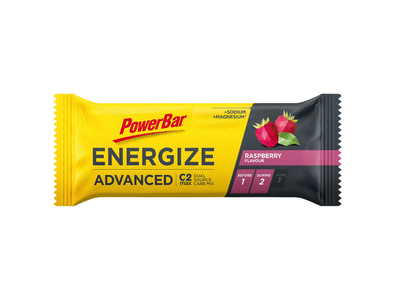 POWERBAR Energy Bar Energize Advanced Raspberry