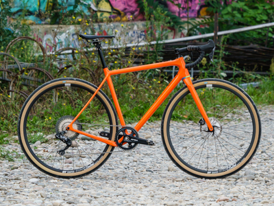 OPENCYCLE GravelPlus Disc Frame Set 27,5 OPEN WI.DE. |...