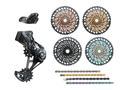 SRAM X01 Eagle AXS Upgrade Kit 1x12 | 52 Zähne