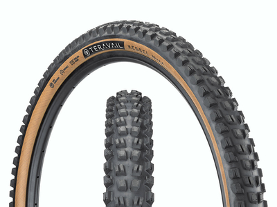 TERAVAIL Tire KESSEL 29 x 2,4 Durable black/tanwall