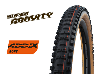 SCHWALBE Reifen Big Betty 29 x 2,40 Super Gravity ADDIX...