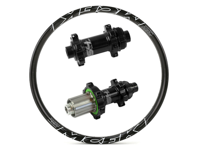 Laufradsatz 28 Disc RR | Hope Road Straightpull Center...