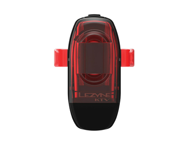 LEZYNE Rear Light Battery KTV Pro Alert | StVZO