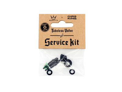 PEATY´S x Chris King (MK2) Tubeless Ventil Service Kit