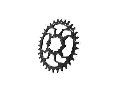 ALUGEAR Kettenblatt oval Direct Mount | 1-fach narrow-wide SRAM MTB 3-Loch | BOOST