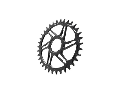 ALUGEAR Chainring oval Direct Mount | 1-speed narrow-wide...