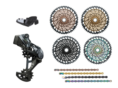 SRAM XX1 Eagle AXS Rocker Paddle Upgrade Kit 1x12 | 52 Zähne