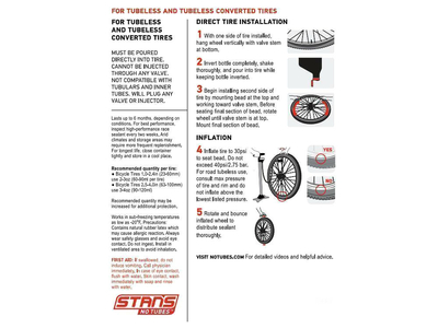NOTUBES Tubeless Kit MTB | 27 mm Felgenband